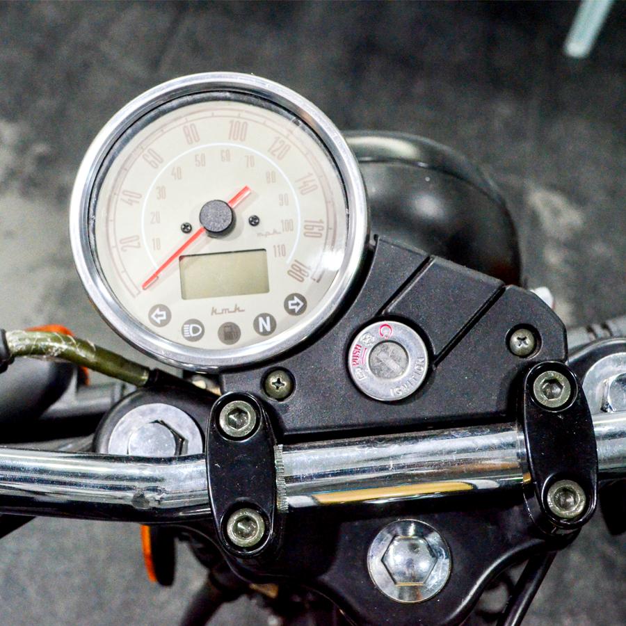 Euro Keeway Cafe Racer 152