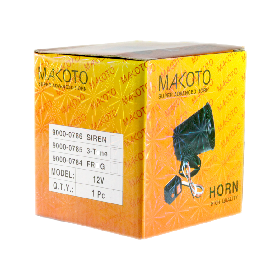 HORN, SIREN (UNIVERSAL USE)