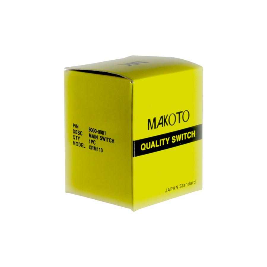 MK Main, Switch (XRM110)