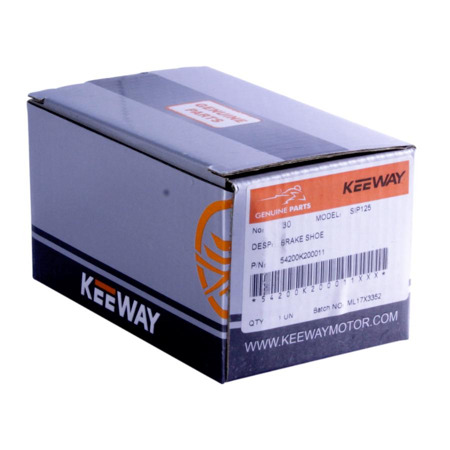 Keeway Brake Shoe (Sip 125)