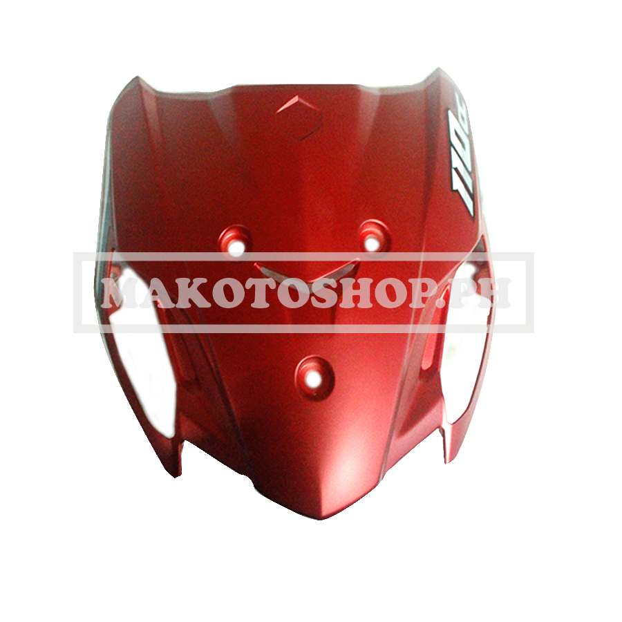 COVER, FR (MATTE-RED) RAPIDO