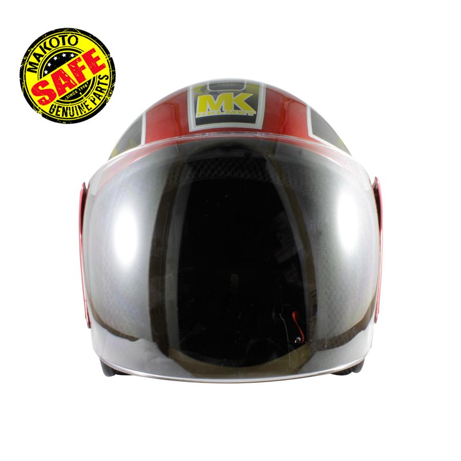 MK Helmet (Red)