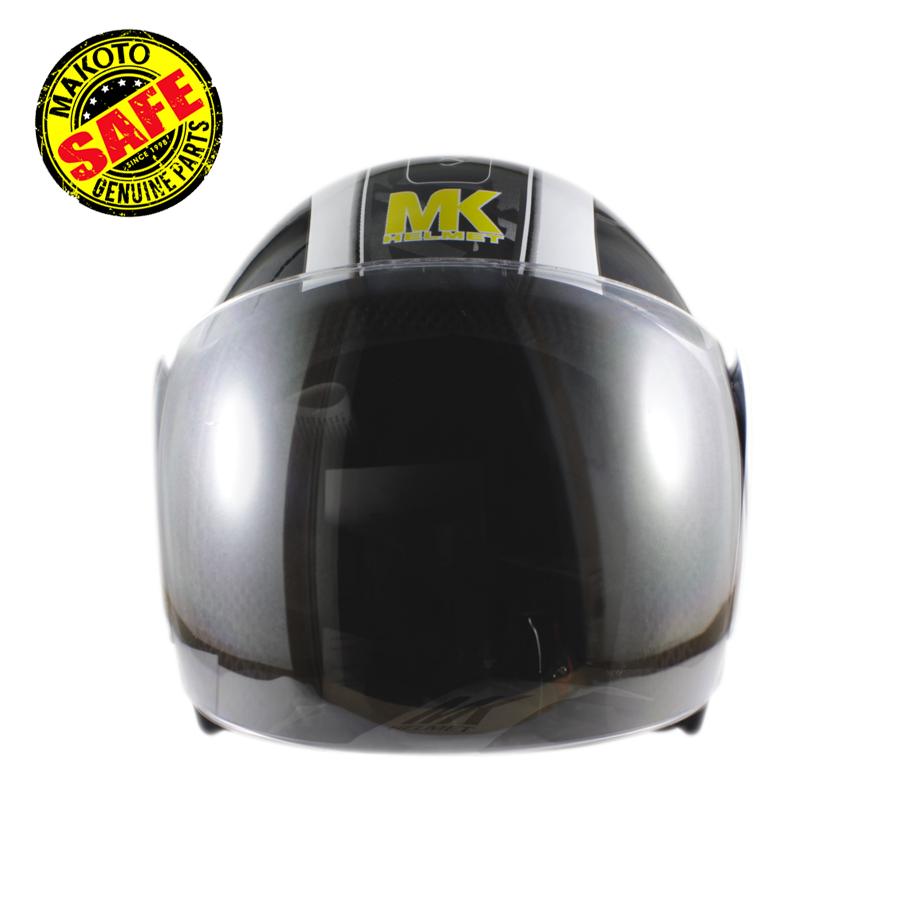 MK Helmet (White)