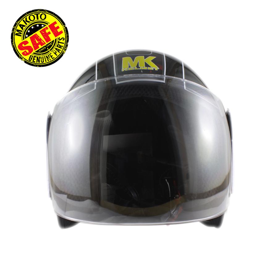 MK Helmet (Black)